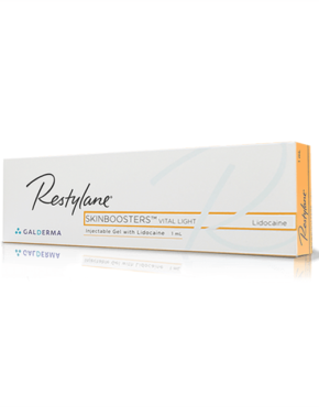 RESTYLANE VITAL LIGHT SB LIDOCAINE 1ML