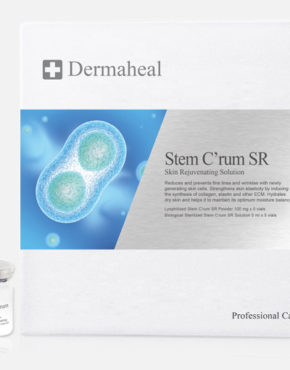 dermheal c'rum sr - skin rejuvenating solution