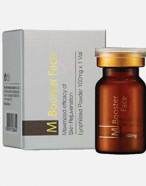 M.Booster Face 100mgx1vial PT