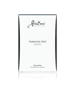 princess hyaluronic face mask